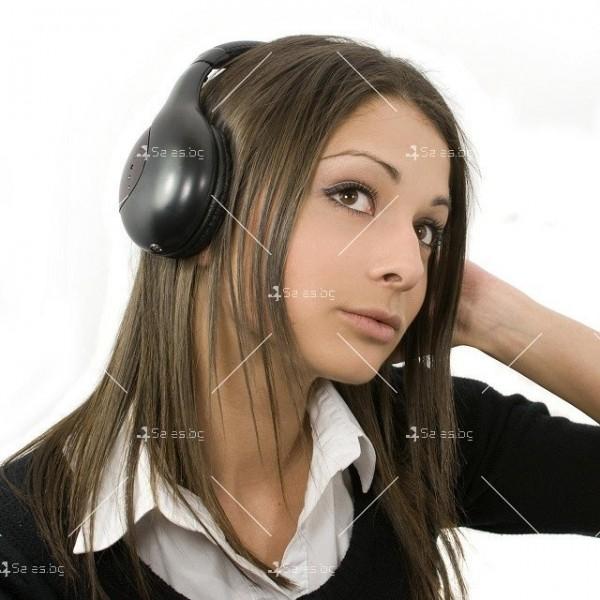 Безжични многофункционални слушалки 5в1 5