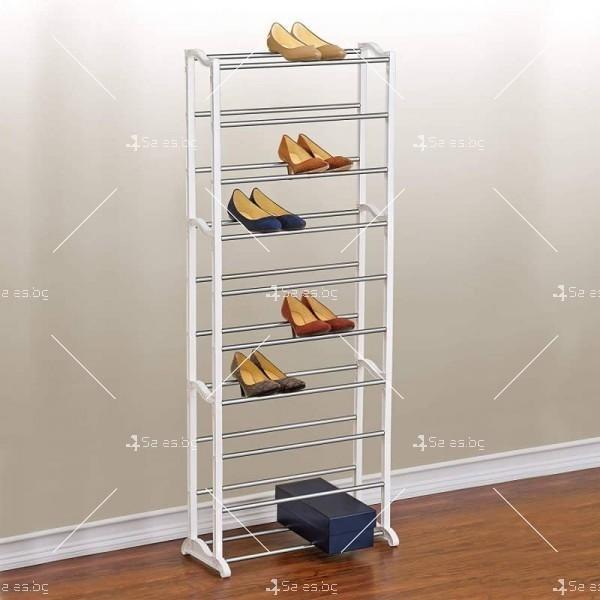 Стелаж-етажерка за обувки Amazing Shoe Rack TV248 1