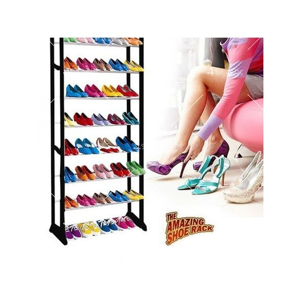 Стелаж-етажерка за обувки Amazing Shoe Rack TV248 4