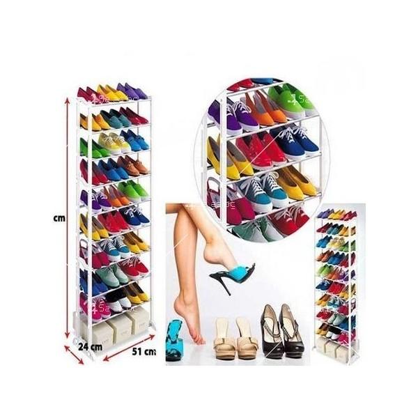Стелаж-етажерка за обувки Amazing Shoe Rack TV248