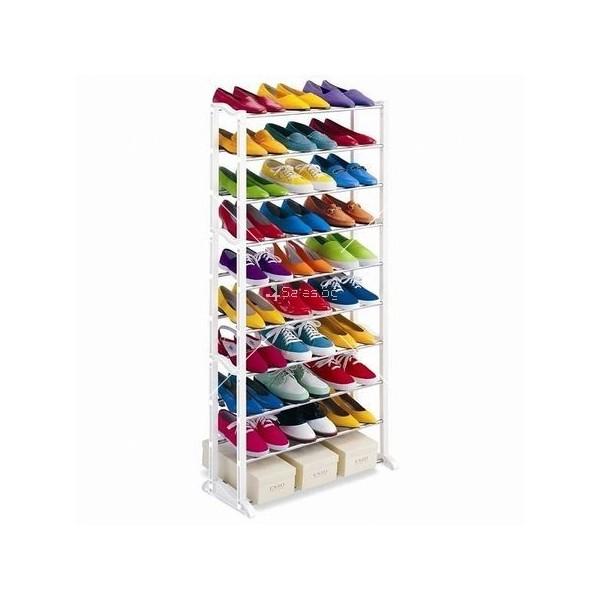 Стелаж-етажерка за обувки Amazing Shoe Rack TV248 6