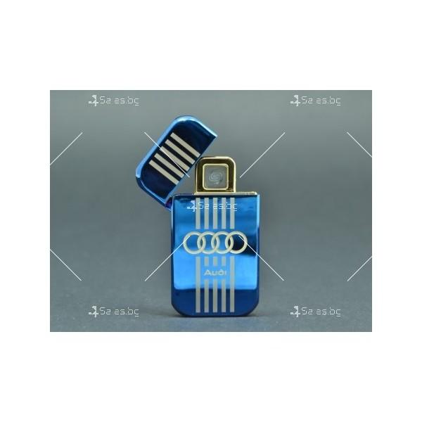 Стилна USB запалка без пламък 4