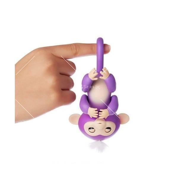 Интерактивна играчка маймунка Fingerlings 3