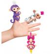 Интерактивна играчка маймунка Fingerlings 7