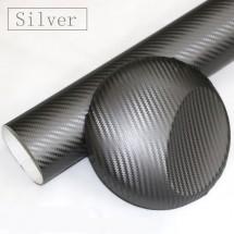 Фолио сив карбон за всички повърхности с ширина 127 см.