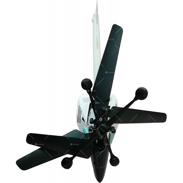 Играчка хеликоптер с дистанционно Sky Falcon 2