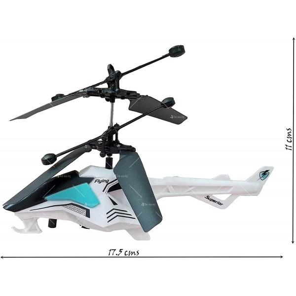 Играчка хеликоптер с дистанционно Sky Falcon 3