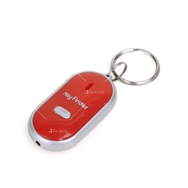 Ключодържател с аларма за намиране на ключове Key Finder TV207 5