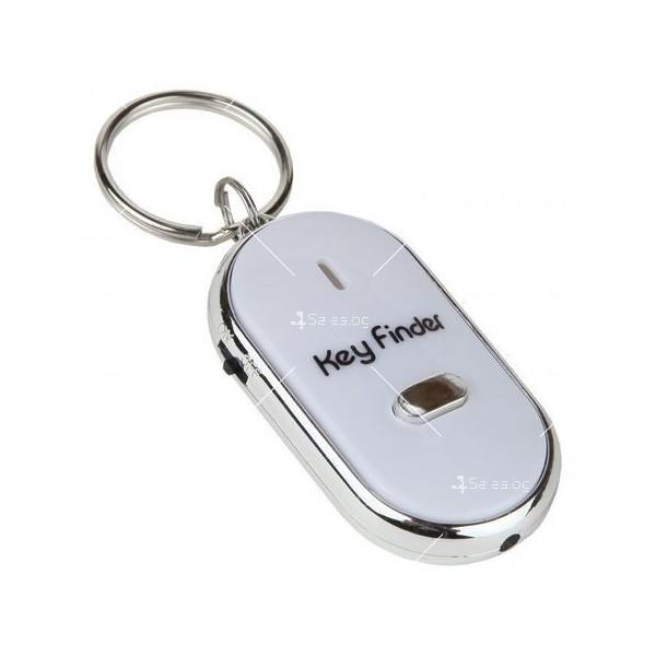Ключодържател с аларма за намиране на ключове Key Finder TV207 6