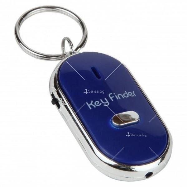 Ключодържател с аларма за намиране на ключове Key Finder TV207 7