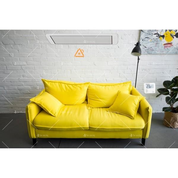 Инфрачервено отопление за дома ALMAC IK5 500W 4