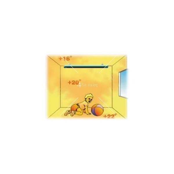 Инфрачервено отопление за дома ALMAC IK5 500W 6