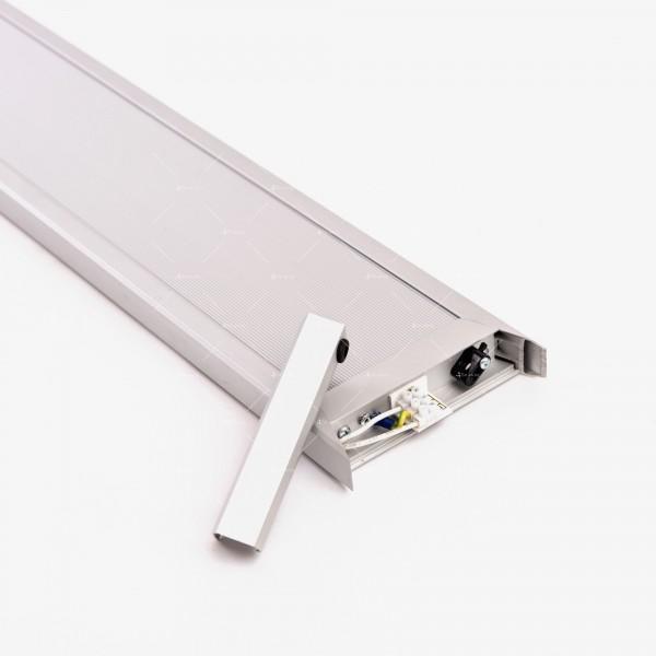 Електрически панел за отопление с инфраред 800 W ILMIT TG-8 1