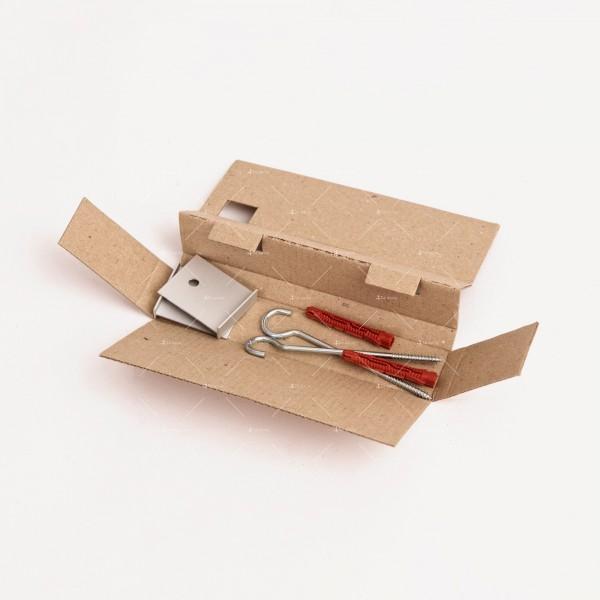 Електрически панел за отопление с инфраред 800 W ILMIT TG-8 6