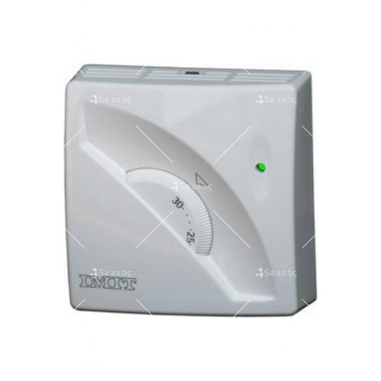 Механичен термостат с датчик за температура за електрическо ИЧ отопление