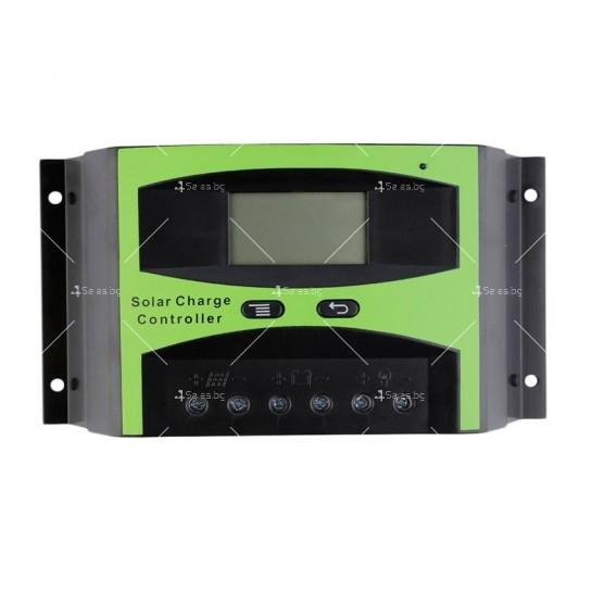 Мултифункционален регулатор за контрол на зареждането и разреждането на батерия