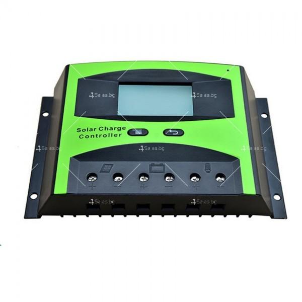 Мултифункционален регулатор за контрол на зареждането и разреждането на батерия 2