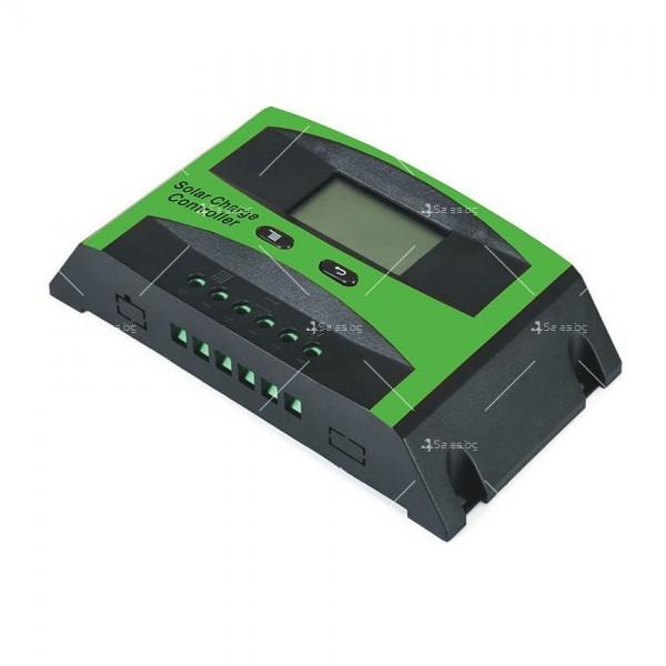 Мултифункционален регулатор за контрол на зареждането и разреждането на батерия 3