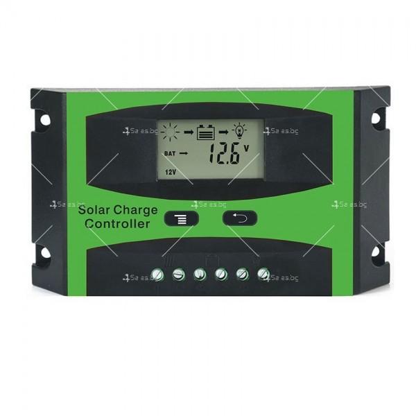 Мултифункционален регулатор за контрол на зареждането и разреждането на батерия 4
