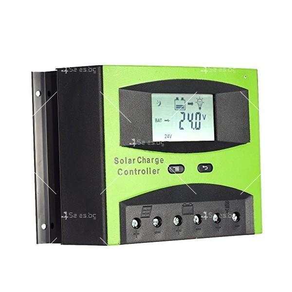 Мултифункционален регулатор за контрол на зареждането и разреждането на батерия 5
