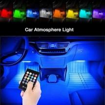 LED осветление за автомобил - интериорно