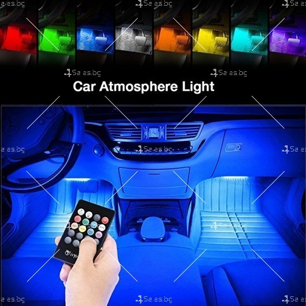 LED осветление за автомобил - интериорно TV368 1