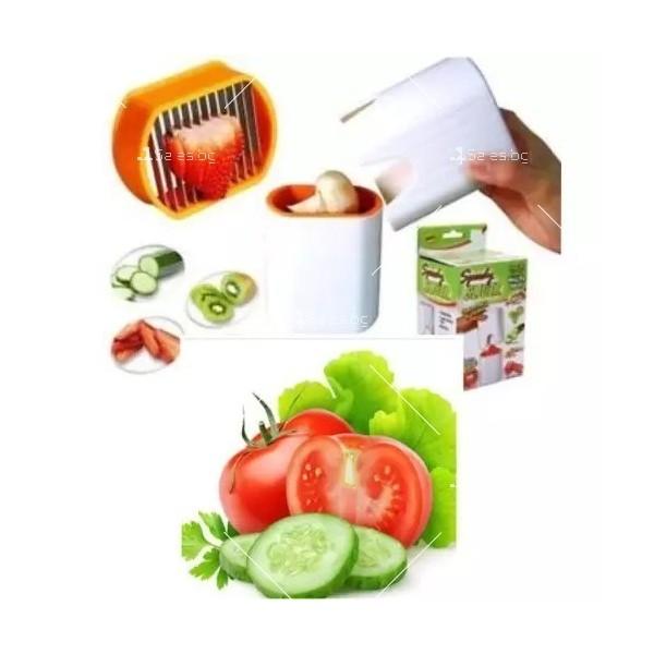 Мултифункционален ръчен кухненски робот с 12 ножчета 1