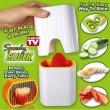 Мултифункционален ръчен кухненски робот с 12 ножчета 4
