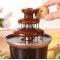 Мини фонтан за шоколадово фондю 6