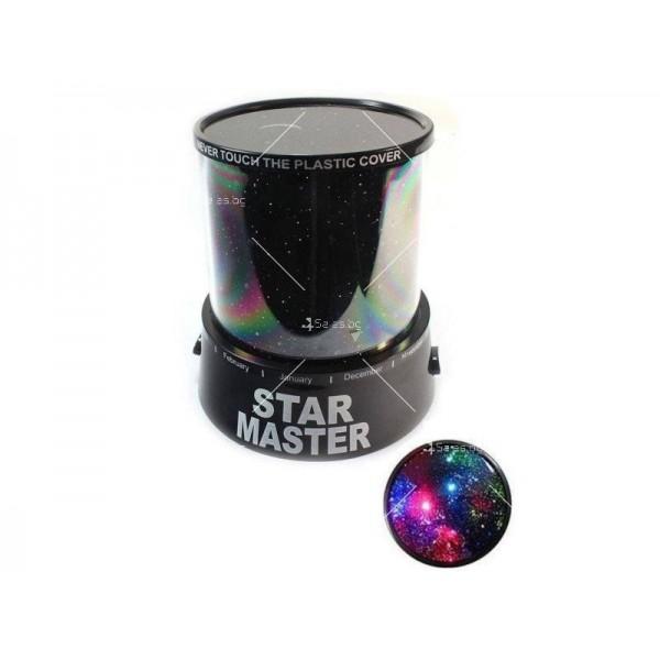 Star Master Звездна лампа TV291 3