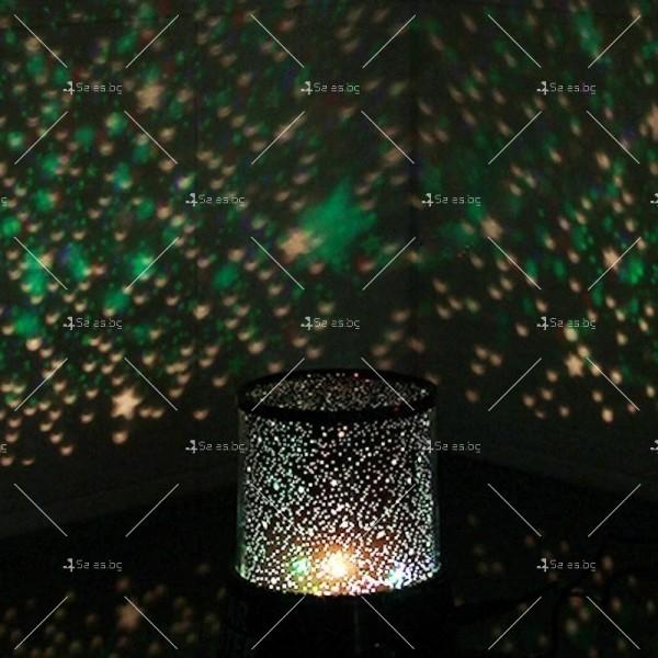 Star Master Звездна лампа TV291 5