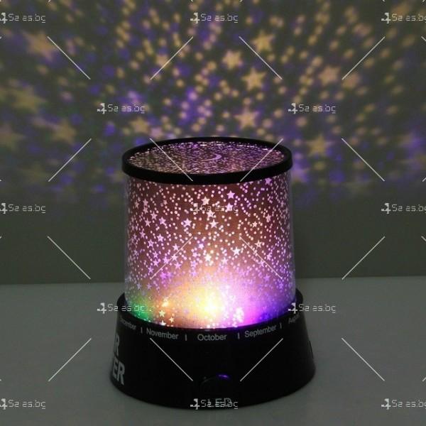 Star Master Звездна лампа TV291 7