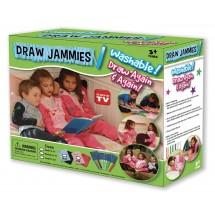 Магическият комплект за рисуване Draw Jammies
