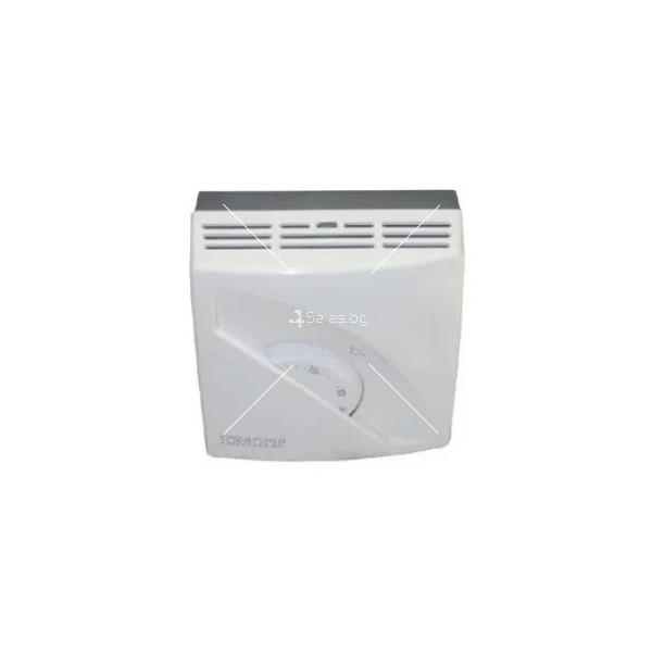 Механичен термостат с датчик за температура за електрическо ИЧ отопление 3