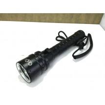 Мощно водоустойчиво фенерче с 3 LED крушки FL42