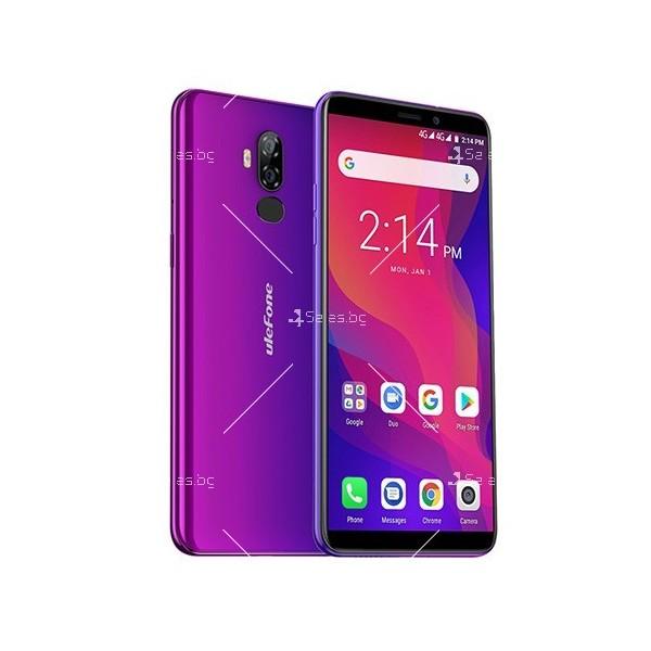 Смартфон Ulefone P6000 Plus с мощна батерия и 32 GB памет
