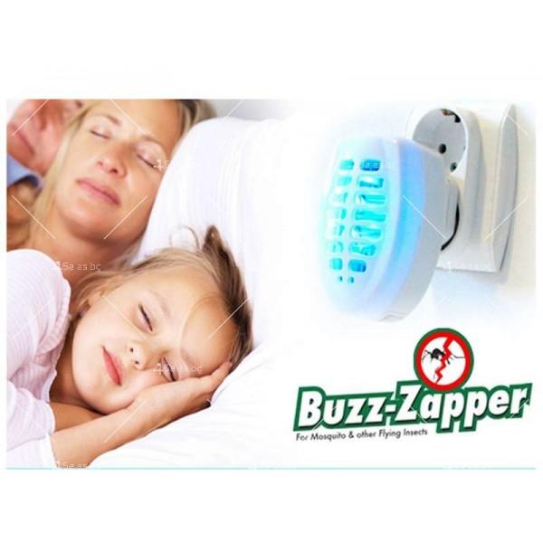 Buzz Zapper Уред против комари 1