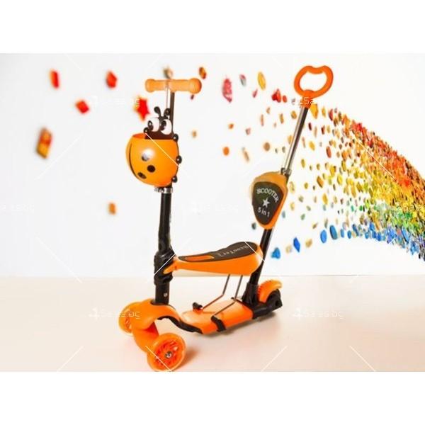 Детска тротинетка скутер 3в1 Scooter 1