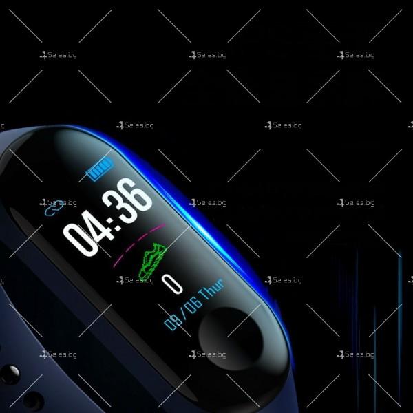 Практична смарт гривна M3X с голям капацитет на батерията 7