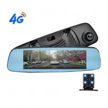DVR устройство за автомобил с две камери и контрол чрез мобилно приложение AC91