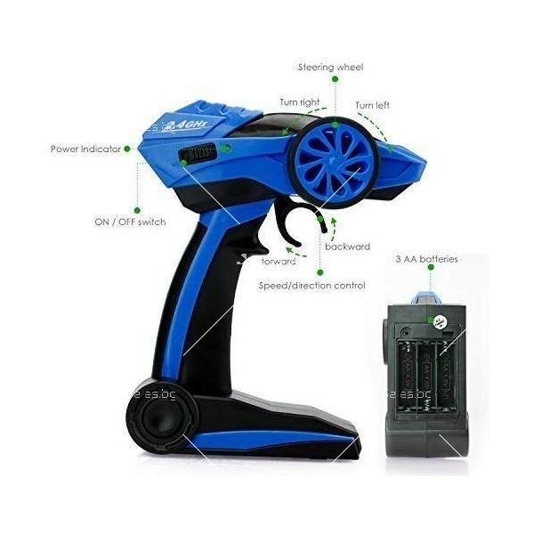 Офроуд бъги джип играчка с дистанционно управление TOY CAR-1 8