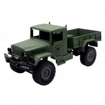 Детска количка тип американски военен камион с дистанционно управление TOY CAR-4
