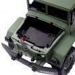 Детска количка тип американски военен камион с дистанционно управление TOY CAR-4 5