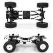 Детска количка Naughty Dragon C-14 LED фарове и дистанционно управление TOY CAR-6 4