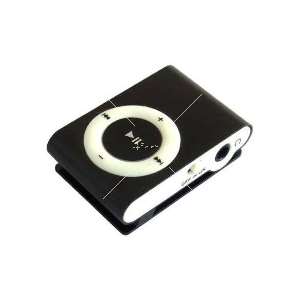 Мини МР3 плеър с елегантен дизайн и слушалки 8