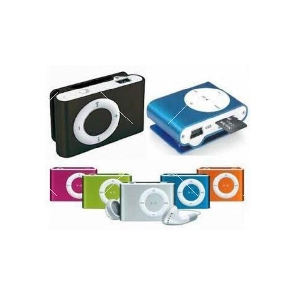 Мини МР3 плеър с елегантен дизайн и слушалки 13