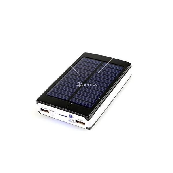 Соларна външна батерия с осветление 50000 mAh TV192 1
