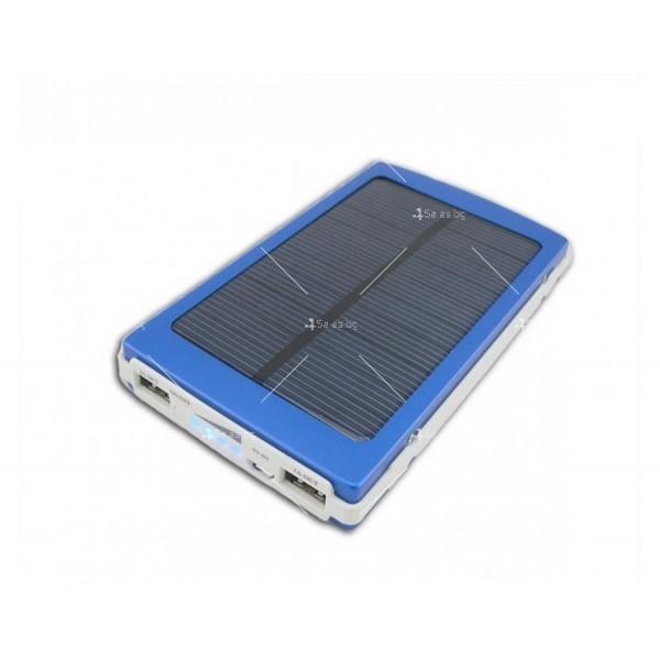 Соларна външна батерия с осветление 50000 mAh TV192 3