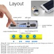 Соларна външна батерия с осветление 50000 mAh TV192 11