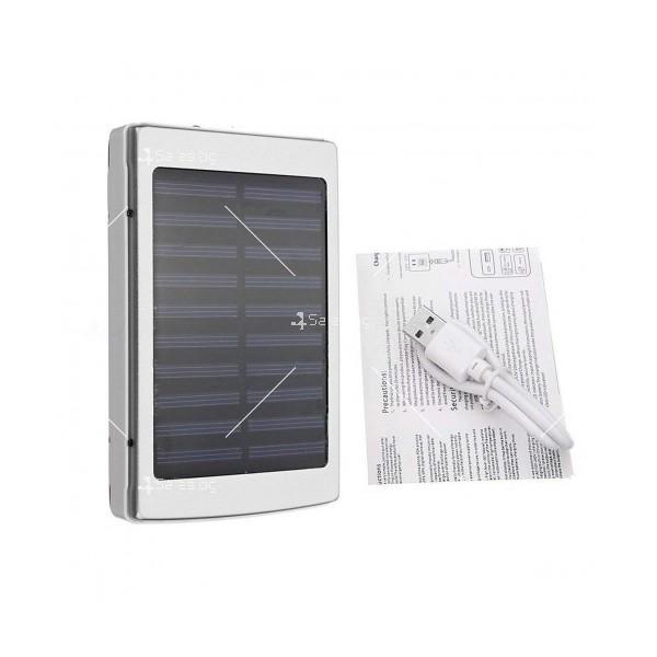 Соларна външна батерия с осветление 50000 mAh TV192 12